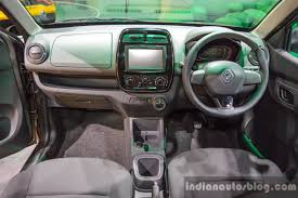 renault kwid 1 0 amt gets higher mileage than manual variant