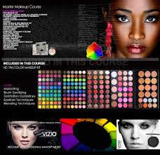 airbrush makeup classes online master makeup classes online vizio makeup academy