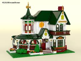 lego ideas the victorian dream home are you like me and dream of one day owning a victorian style home is there something keeping that dream from becoming a reality