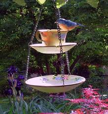 Flower Pot Bird Bath - diy bird baths bird baths terracotta pots for birds bath