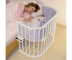 Bed Side Cribs The Walnut Babybay Bedside Sleeper Is A Co Sleeper Baby Crib