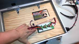 Build A Charging Station Building A Portable Charge Station Youtube