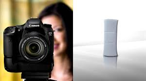 canon eos 7d basic wireless file transmitter capabilities and