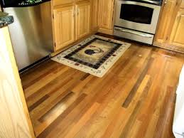can a mismatched hardwood floor look
