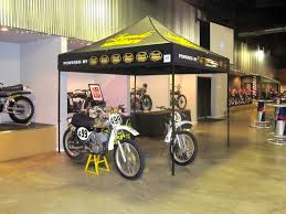 vintage motocross bikes supercross party at the motomuseum vintage motocross bikes on