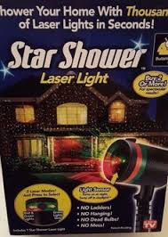as seen on tv christmas lights shower laser light show projector christmas indoor outdoor