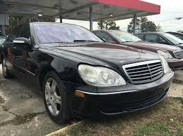 2003 mercedes s500 2003 mercedes s class s500 4matic awd 4dr sedan in colonial