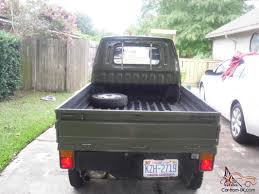 subaru sambar truck engine subaru sambar mini truck army green