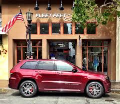 srt jeep red 2017 jeep grand cherokee srt 4x4 cali roots certified fit fathers