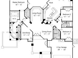 one story house plans with two master suites single story house plans with 2 master suites tiny house