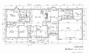 ranch home floor plans 4 bedroom floor plans of ranch style homes best of house plans ranch style 4