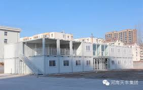 china modular building prefab container house container motel