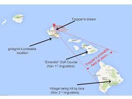 Hawaii Meme - yellow caution all eyes on hawaii national dream center