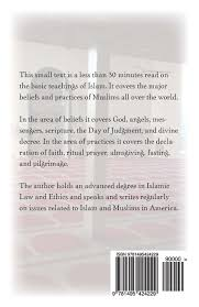 a brief introduction to islam jamaal diwan 9781495424229 amazon