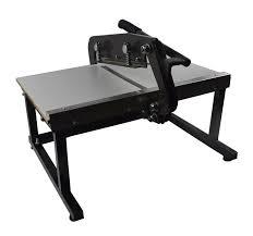 Commercial Fabric Cutting Table Textile U0026 Apparel Cutting U0026 Finishing Machines Ebay