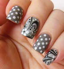 30 adorable polka dots nail designs art and design