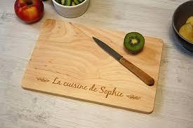 planche à découper cuisine planche à découper personnalisée en bois planche à découper