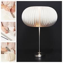 Diy Lamp Shade Wonderful Diy Paper Plate Lampshade