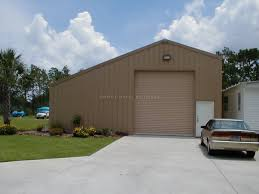 metal rv garage in lillian al customer testimonial