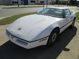 corvette project for sale for sale 1986 corvette coupe project car or parts car