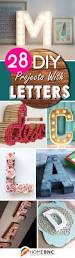 Home Diy Projects by 28 Best Diy Projects With Letters Ideas And Designs For 2017