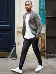 casual blazer how to pull the blazer with t shirt look
