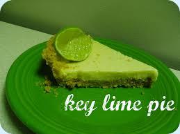key lime green key lime pie u2013 native foods blog