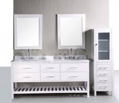 find the storage cabinets for your bathroom without
