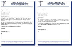 Cover Letter Referred By Friend 9 Written Communications Pocket Dentistry