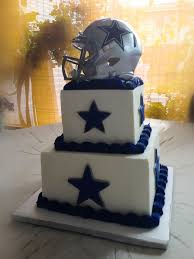 cowboys cake football cake dallas cowboys cake cakecentral com