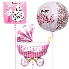 baby balloon bouquet 43 46 102cm northstar balloons 01241