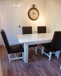 Expandable Kitchen Table - kitchen table fabulous table for painting painted dining chairs
