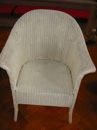 Lloyd Loom Bistro Chair Lloyd Loom Wicker Chair Ebay
