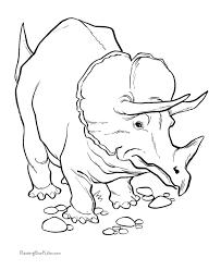 Dinosaur Coloring Pages Dinosaur Coloring Page