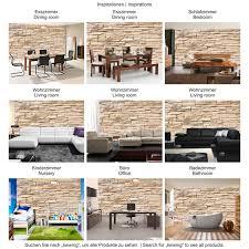 steintapete beige wohnzimmer fototapete asian wall steinwand tapete steinoptik steine