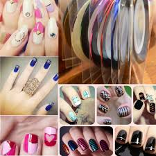 online get cheap nail art tapes aliexpress com alibaba group