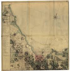 Map Of The Virgin Islands Oxholm U0027s West Indies Maps And Drawings St Croix Christiansted