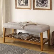 modern u0026 contemporary storage benches you u0027ll love wayfair