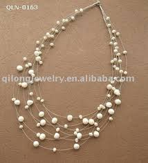 wedding necklace pearls images Bridal jewelry with pearls bridal jewelry jpg