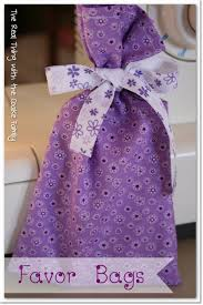 Birthday Favor Bags by Felicity American Favor Bags Tutorial