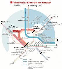 Rheinfelden Baden Wichtige Entscheidungen Zum S Bahn System In Basel Stehen An