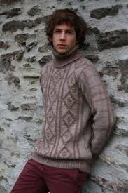 alpaca mens knitwear