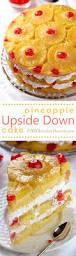 pineapple upside down cake recipe pineapple upside glaze and cake