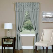 united curtain burlington 5 piece window curtain set hayneedle