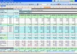 small business income and expense worksheet excel with income