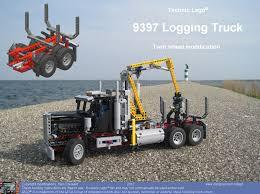truck instructions technicbricks 9397 modification instructions by han