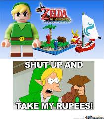 Legend Of Zelda Memes - lego the legend of zelda by sirernest meme center