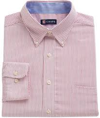chaps classic fit striped oxford dress shirt where to buy u0026 how