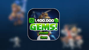 gems for clash royal prank for android free download and