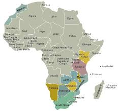 africa map all countries africa map south africa botswana namibia morocco mauritius